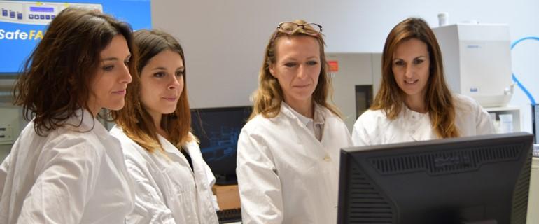 Equipe laboratoire microbia environnement