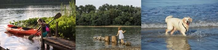 gestion zones récréatives eau
